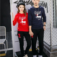 BAJU COUPLE LP DEER