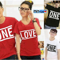 BAJU COUPLE ONE LOVE