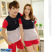BAJU COUPLE SAILOR KOMBINASI
