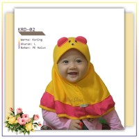 Jilbab Bayi - Kerudung Anak  / Kerudung Anak KRD-02