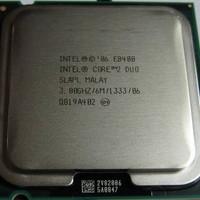 Intel Core 2 Duo E8400 3.0Ghz FSB 1333 Mhz Cache 6MB Tray LGA 775