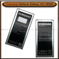 Baterai Samsung Galaxy S5 I9600 Original Batre Batrai HP