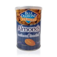 Blue Diamond Unsalted Roasted Kacang Almond 130gr