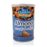 Blue Diamond Salted Roasted Kacang Almond 130 gr