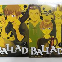 Komik Seri : Ballad Seri 1 - 2 end