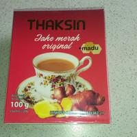 jahe merah original+madu THAKSIN