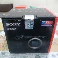 Kamera Sony Alpha 6500 A6500 BO Body Only Garansi Resmi
