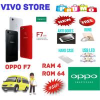 OPPO F7 RAM 4/64 GARANSI RESMI OPPO INDONESIA 1TH