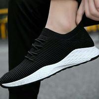Sepatu Adidas Flyknit Racer Size 40-44 Sneakers pria terbaru sports
