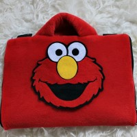 softcase/tas laptop,netbook,notebook lucu Elmo