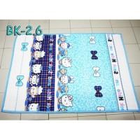 Best Seller Bed Cover Selimut Cantik 150 x 200 / BED COVER MOTIF BK-2