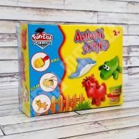 Fun Doh Animal Series - Lilin Mainan Anak FunDoh / PlayDoh / Play Doh