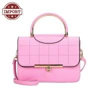 Mini Sling Bag 4374 Korea Style Tas Selempang Wanita cewek Import
