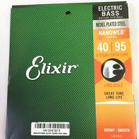 Elixir 14002 Senar Bass 4 String 040 Coated Original