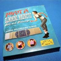 Sabuk Pelangsing Tubuh Korset Nikita Slimming Magnetic