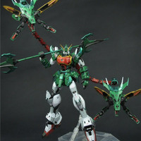 Super Nova Action Figure Altron Gundam Wing MG 01 XXXG-01S2 Master Grd