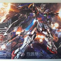 Daban Model Action Figure Gundam Wing Proto Zero Master Grade 1/100