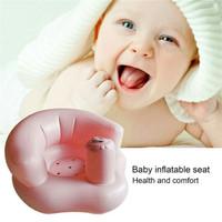 sofa duduk bayi munchkin / baby infatable / sofa angin bayi sofa mandi