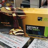 Manli GTX 1080 Ti Gallardo 11GB DDR5X 352 BIT Triple Fan
