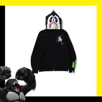 Bape Panda Hoodie Black