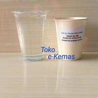 Gelas Kertas / Papercup es krim / Paper Cup Ice Cream 6 Oz Polos