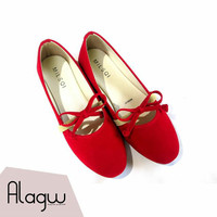Sulay Red Flat