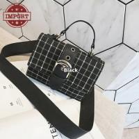 Tas Wanita Selempang Mini 1044 Korea Style Import Cewek