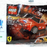 LEGO POLYBAG SHELL 30193 - 250 GT Berlinetta