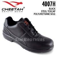 Sepatu Safety Shoes Cheetah 4007H untuk Wanita kerja