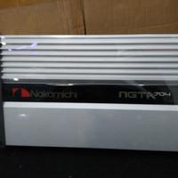 power NAKAMICHI seri NGTA-704.audio mobil.murmer.