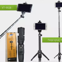 Tongsis Bluetooth Monopod YunTeng YT-9928 Original
