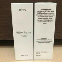 ertos why acne toner