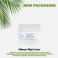 Ms Glow Ultimate Night Cream New Packaging