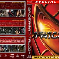 film dvd spiderman trilogy box set movie collection film koleksi