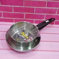 Maspion Panda Fit A Set Sauce Pan 16 CM & Fry Pan 20 CM Panci Milk Pan