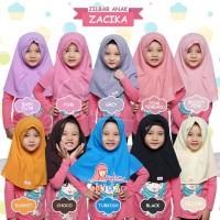 Baju Muslim Kerudung Instan Anak Jilbab Zacika Kids by MiuLan Hijab