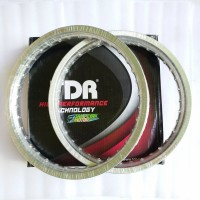 Velg Rim Jari Jari Set TDR Racing Ring 17 185 Dan 215 W Shape Silver