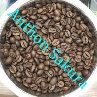 Sakura Coffee Aceh Gayo Robusta Single Origin 200 gram bukan Arabica