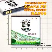 Baterai Sony Xperia ZR C5502 C5503 BA950 Rakkipanda