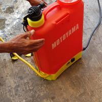 2 in 1 Sprayer Motoyama Penyemprot Disinfektan