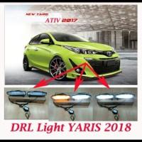 DRL LED LIGHT - plus SEIN for TOYOTA YARIS 2018 - SN