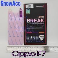 Anti Gores indoscreen Anti Break Oppo F7