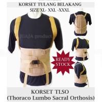 Korset Kesehatan Penyangga Tulang Belakang Punggung TLSO size XL XXL