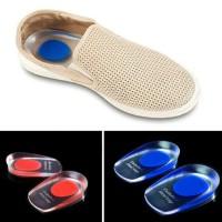 Comfort heel cup shoes pad Bantalan sepatu silicone gel support