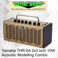 Ampli Gitar Combo Yamaha THR5A / THR 5A / THR-A5 10-watt 2x3 Acoustic
