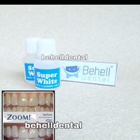 pemutih gigi ampuh super white / penghilang karang gigi
