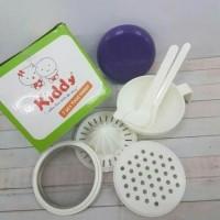 Kiddy baby food maker bpa free set alat pembuat makanan mpasi bayi