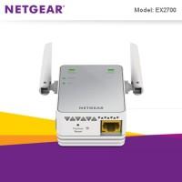NETGEAR EX2700 WiFi Range Extender - Essentials Edition
