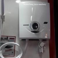 water heater instant ariston AURES EASY SB24E