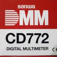 Multimeter Digital SANWA CD772 / CD 772